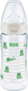 Nuk NUK FC+ PA Temp. Control Gr. 2 Sil Frösche