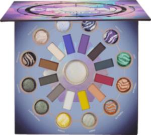 BH Cosmetics  Lidschattenpalette Crystal Zodiac - 25 Farben Lidschatten & Highlighter Palette