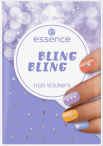 essence cosmetics Nagelsticker BLING BLING nail stickers