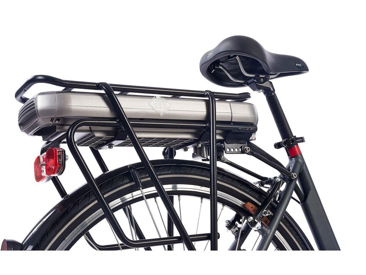 Bild 4 von TELEFUNKEN E-Bike »Multitalent RC657-S«, Pedelec, Citybike, 28 Zoll, 100 km Reichweite