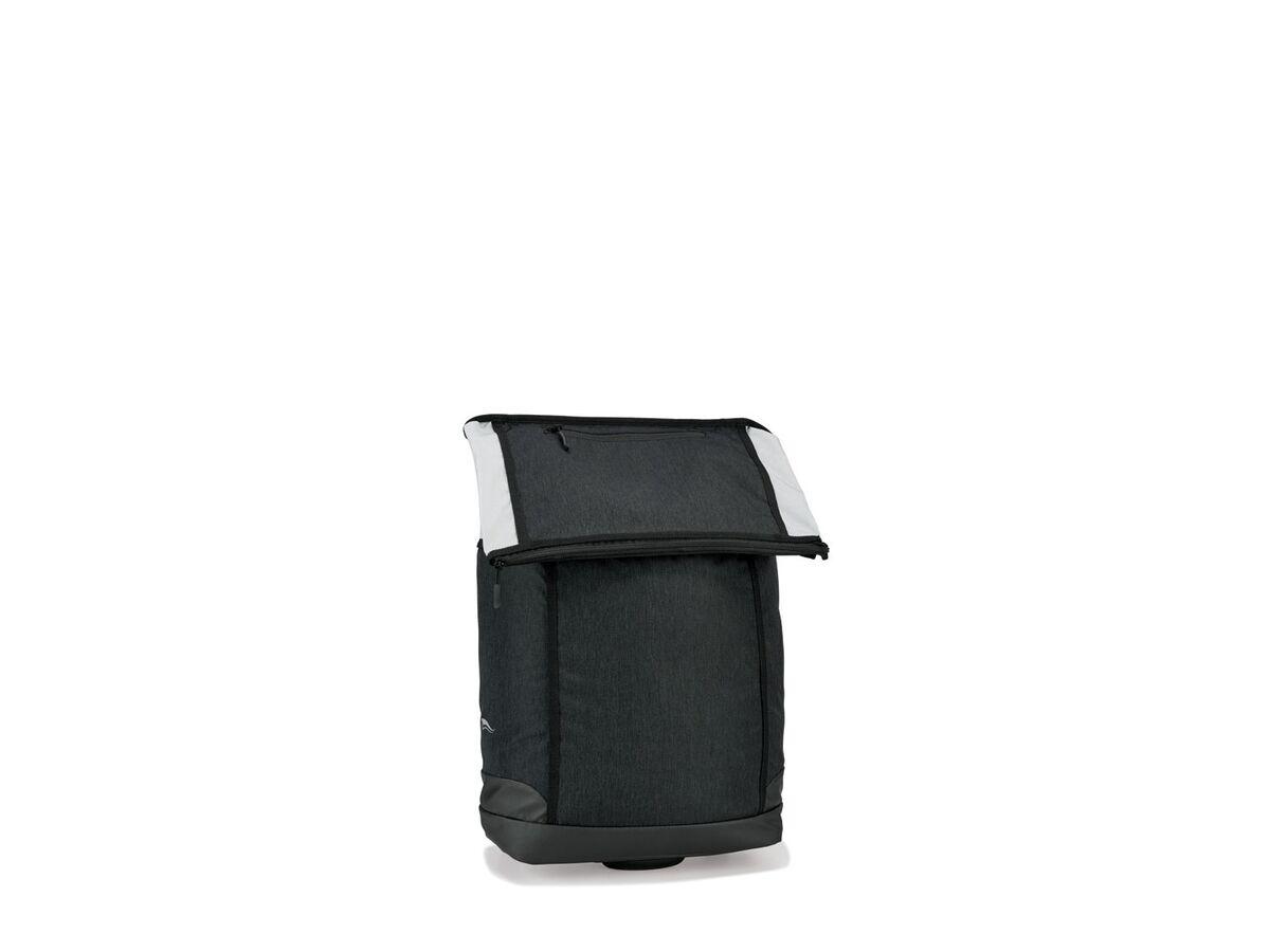 Bild 4 von CRIVIT® 2-in-1-Fahrradtasche, 35 l, Trolley mit 2 leichtlaufenden Rollen, 2 Haltehaken,