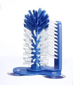 Flaschen-/Glasbürste für Spülbecken