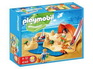 Playmobil Playmobil »Strandurlaub«, ab 4 Jahren