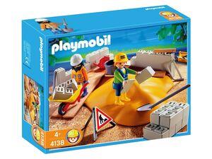 Playmobil Playmobil »Baustelle«, ab 4 Jahren