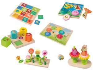 PLAYTIVE® JUNIOR Holzspielwaren
