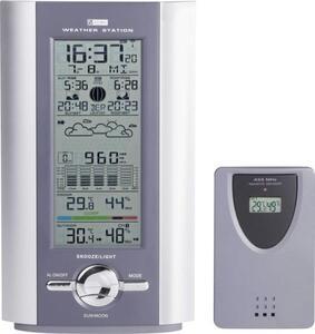 KW 9005W-SM KW 9005W-SM Funk-Wetterstation Vorhersage für 12 bis 24 Stunden