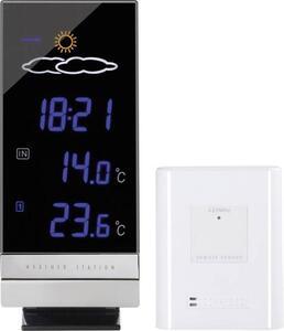 TFA Dostmann Lumax 35.1093 Funk-Wetterstation Vorhersage für 12 bis 24 Stunden