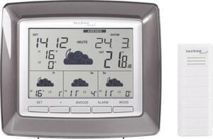 Techno Line WD 4008 WD 4008 Satelliten Wetterstation Vorhersage für 4 Tage