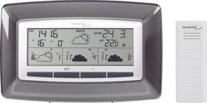 Techno Line WD 4005 Satelliten Wetterstation Vorhersage für 4 Tage