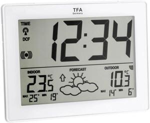 TFA Dostmann 35-1125-02-IT Funk-Wetterstation Vorhersage für 12 bis 24 Stunden