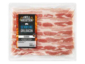 Schweine-Grillbacon