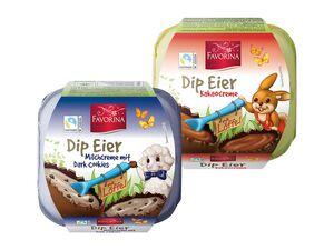 Dip-Eier
