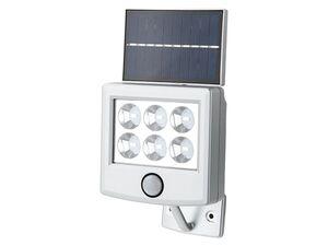 LIVARNO LUX®  LED Solarstrahler mit Bewegungsmelder, Dämmerungssensor, witterungsbeständig