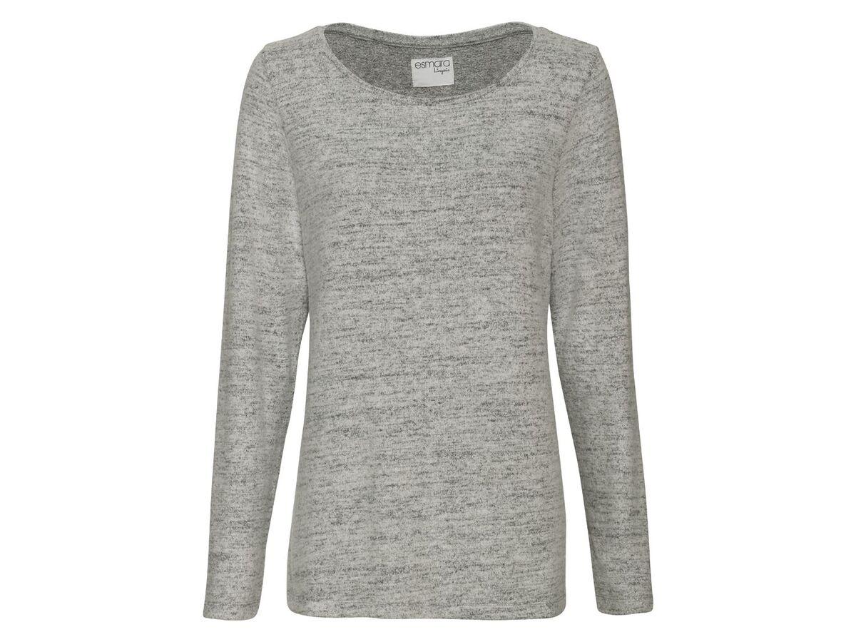 Bild 2 von ESMARA® Lingerie Pullover Damen »Mix & Match«, mit Viskose und Elasthan