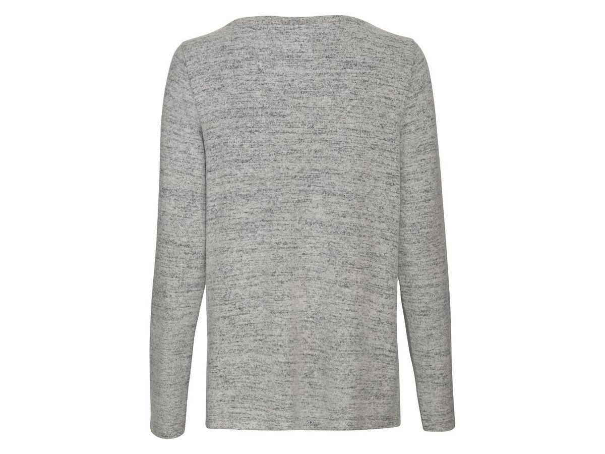 Bild 3 von ESMARA® Lingerie Pullover Damen »Mix & Match«, mit Viskose und Elasthan