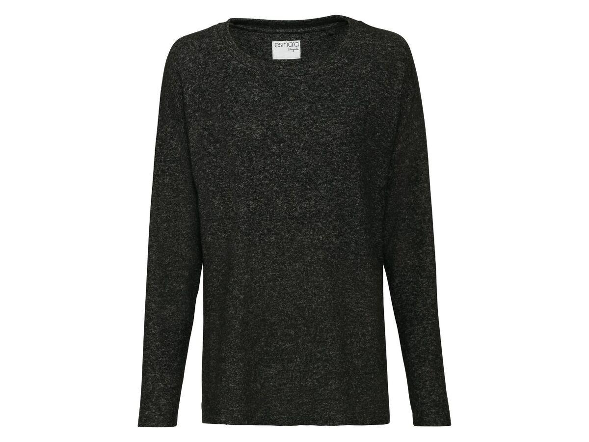 Bild 4 von ESMARA® Lingerie Pullover Damen »Mix & Match«, mit Viskose und Elasthan