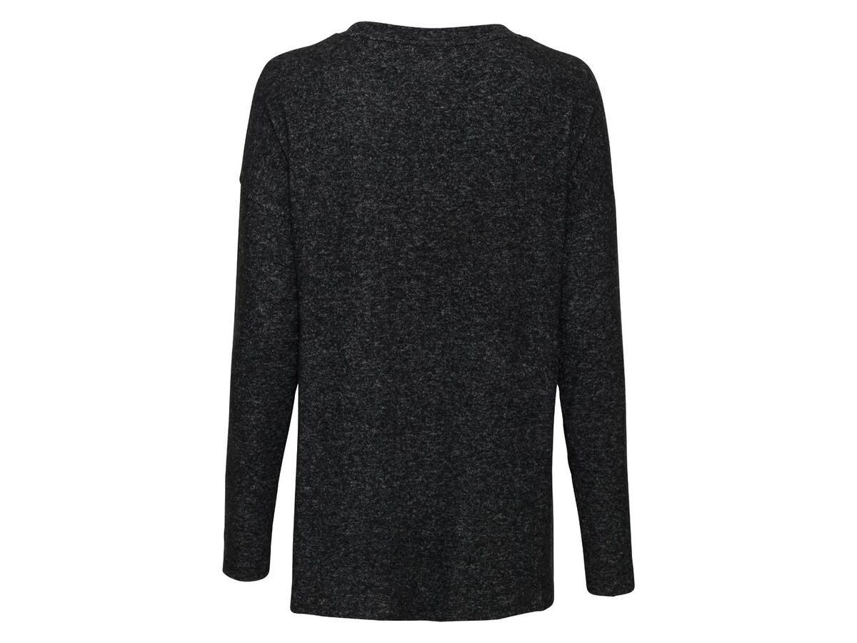 Bild 5 von ESMARA® Lingerie Pullover Damen »Mix & Match«, mit Viskose und Elasthan