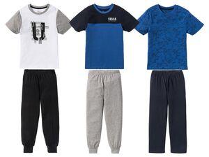 PEPPERTS® Pyjama Jungen, 2-teilig, aus reiner Baumwolle