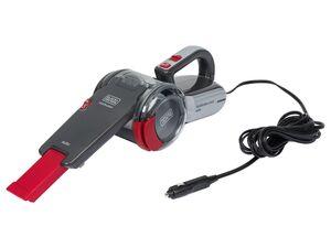 Black & Decker Autosauger,  passend für 12V Buchsen, 440 ml Staubfangbehälter, 5 m Kabel
