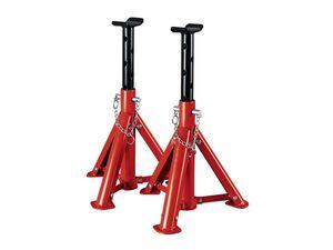 ULTIMATE SPEED® KFZ-Unterstellblöcke, 2 Stück, bis 2000 kg Tragkraft, höhenverstellbar