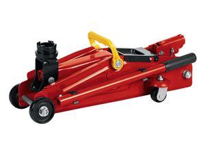 ULTIMATE SPEED® Rangierwagenheber, 2 Tonnen Tragkraft, hydraulisch, mit Adapter