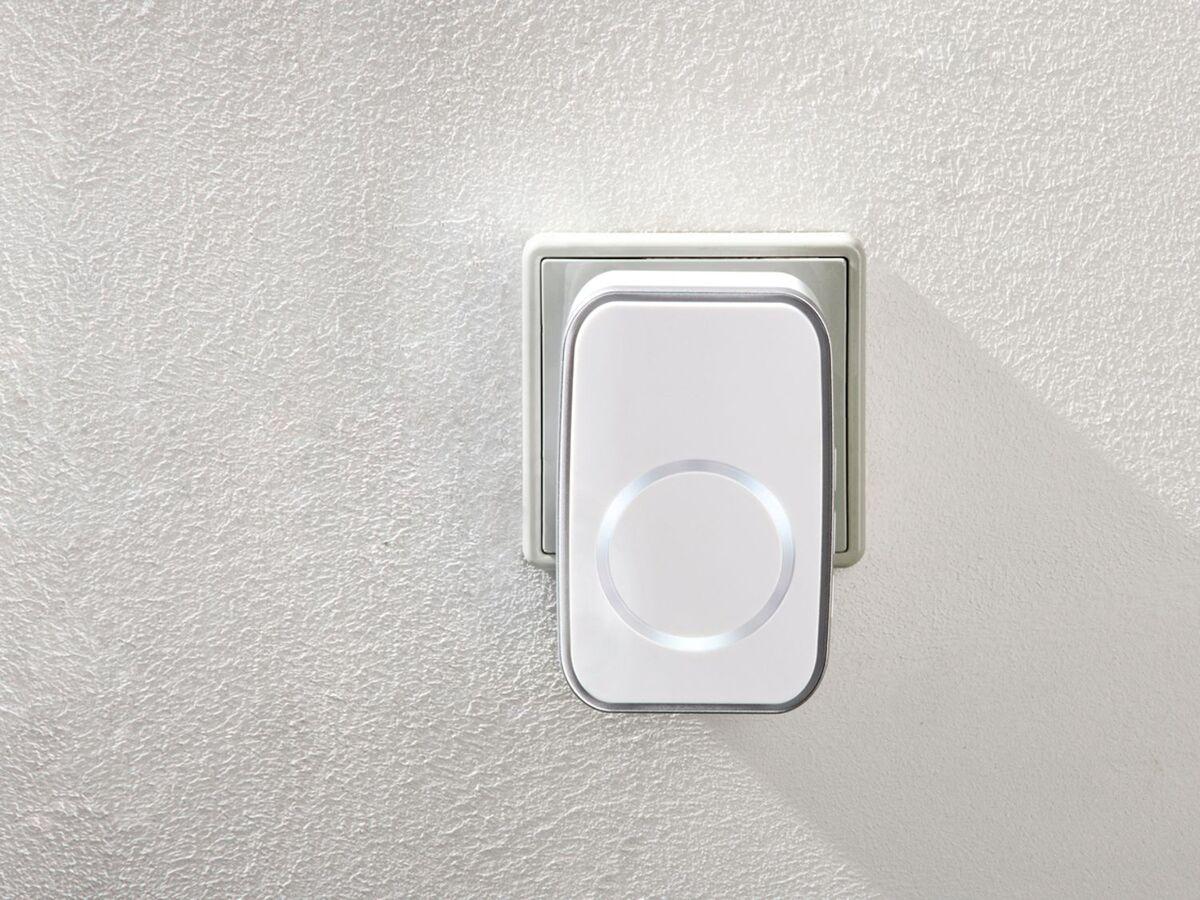 Bild 4 von SILVERCREST® Funktürklingel, kinetisch, mit 3 LEDs, 3 Signaloptionen, 17 Klingeltöne