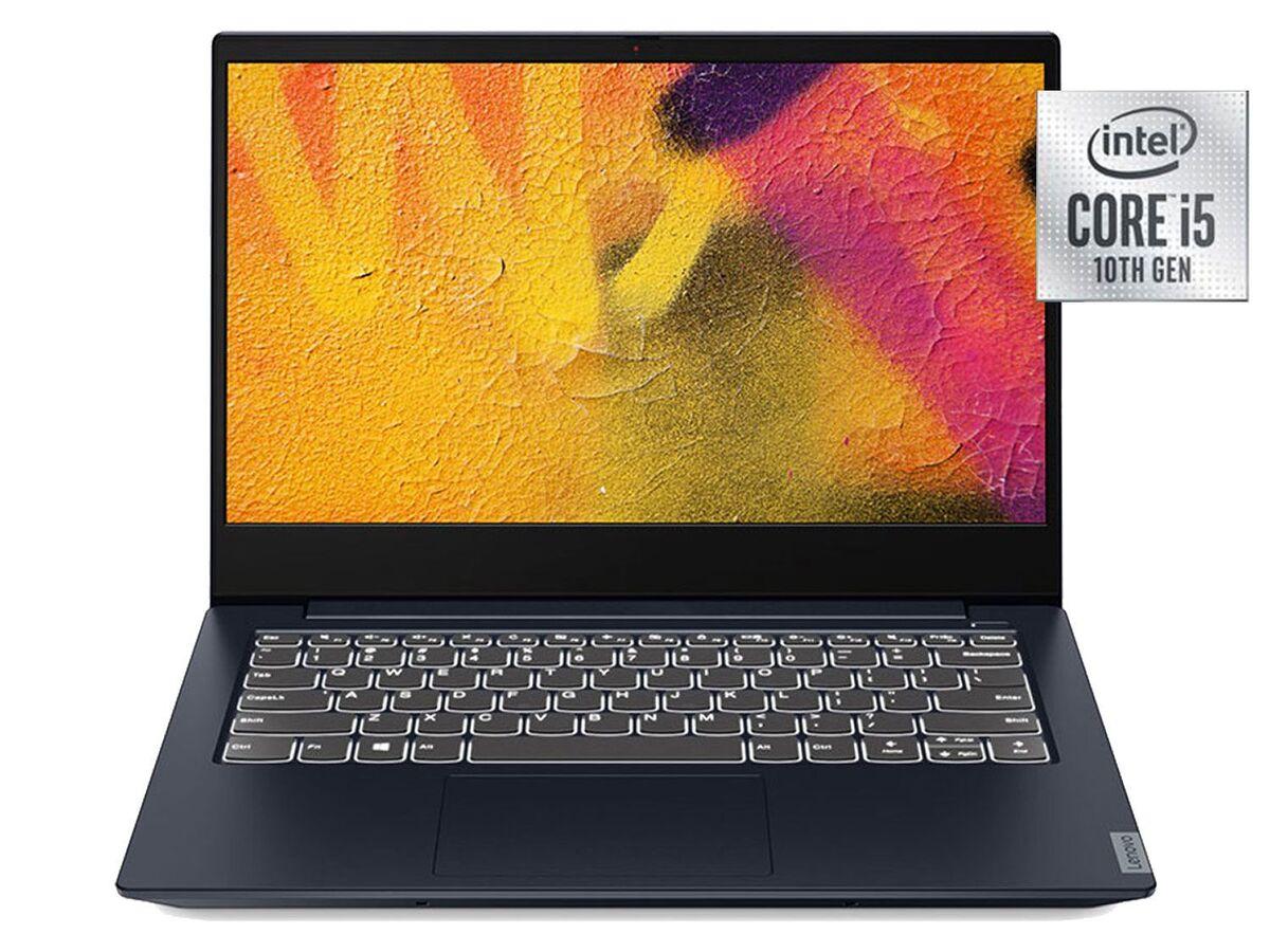 Bild 1 von Lenovo Laptop S340-14 dunkelblau