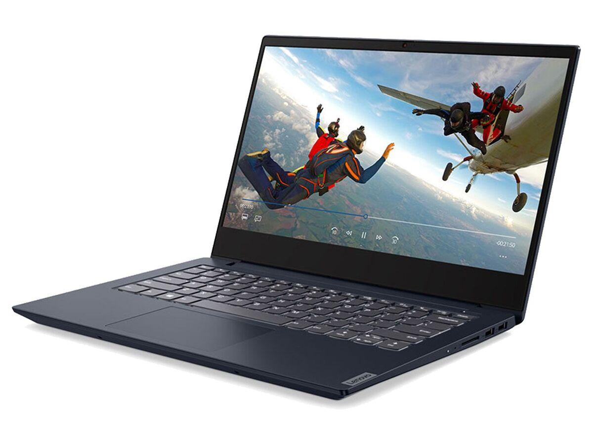 Bild 3 von Lenovo Laptop S340-14 dunkelblau