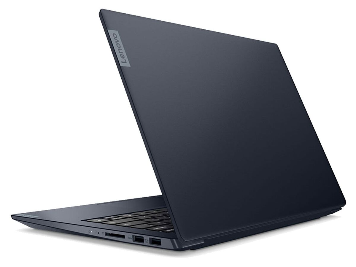 Bild 4 von Lenovo Laptop S340-14 dunkelblau