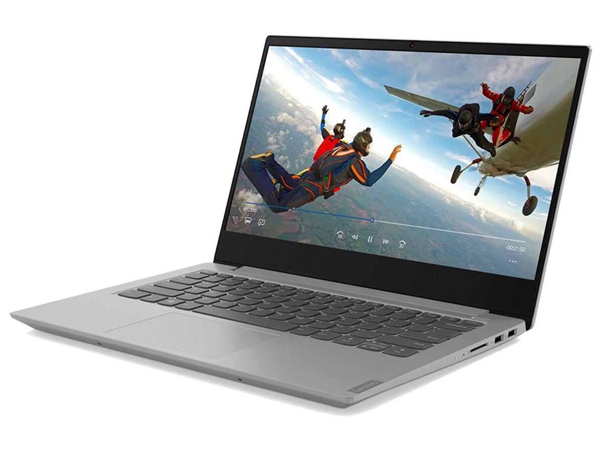 Bild 3 von Lenovo Laptop S340-14 platinsilber