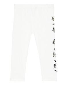 Mädchen Capri-Leggings mit seitlichem Schmetterlings-Print