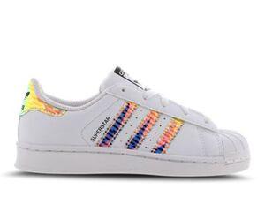 adidas Superstar Iridescent Lines - Vorschule Schuhe