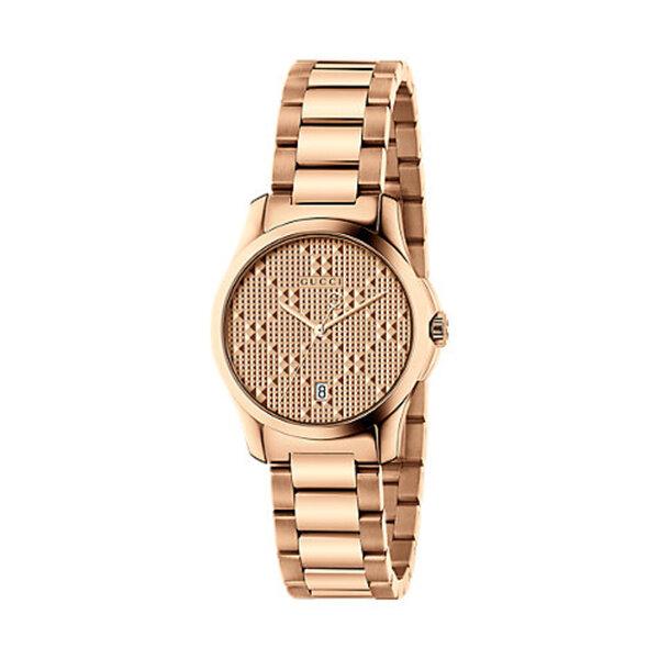 Gucci Damenuhr G-Timeless YA126567