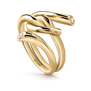 Guess Damenring Wrapped Knot UBR29001-54