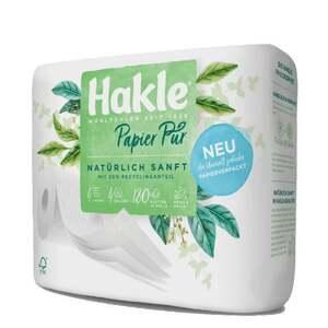 Hakle Papier Pur Toilettenpapier