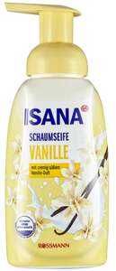 ISANA Schaumseife Vanille