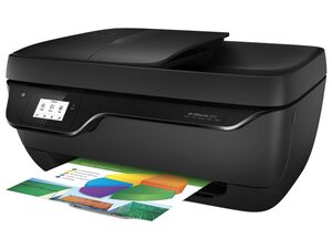 hp Drucker 4in1 OfficeJet 3835 All-in-one Drucker 4in1