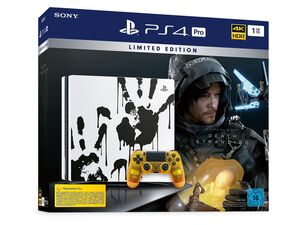 PS4 PRO Death Stranding Limited Edition 1TB