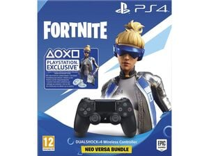 Sony Interactive Entertainment PS4 - Controller Dualshock 4: Fortnite Neo-Versa-Bundle (Sonderedition) - ZB-PS4
