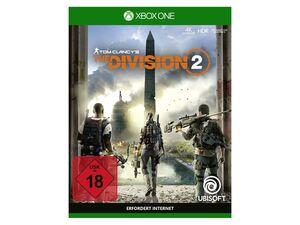 Ubisoft Tom Clancy´s The Division 2, für Xbox One, mit Multiplayer-Modus