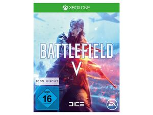 Electronic Arts Battlefield V, für Xbox One, für 1 Spieler, Multiplayer-Modus
