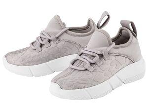 LUPILU® Sneaker Kleinkinder, Leuchteffekt mit Farbwechsel, USB-Ladeanschluss, Anziehhilfe