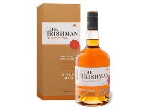 The Irishman Single Malt Small Batch Irish Whiskey 40% Vol