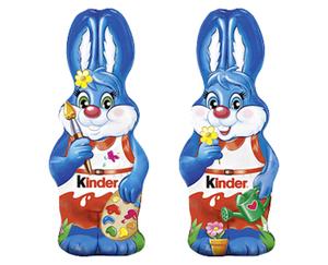 Ferrero Kinder®  Schokoladen-Hase