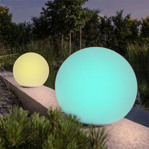 Telefunken Solar-Leuchtkugel-Set