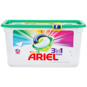 Ariel 3-in-1 Pods Color