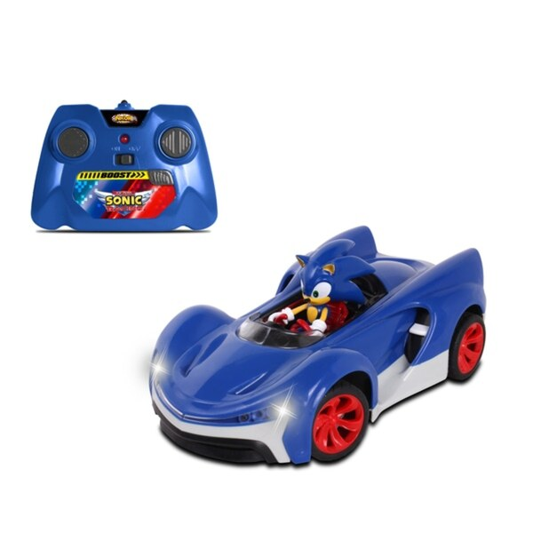 Sonic RC Turbo Boost Rennwagen