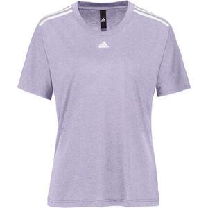 adidas T-Shirt, Rundhalsausschnitt, für Damen