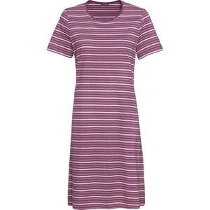 Schiesser Sleepshirt, geringelt, 1/2-Arm, für Damen