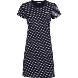 Esprit Sleepshirt, Ankerprint allover, für Damen